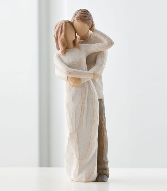 Willow Tree - Together Figurine - For those who have found true partner