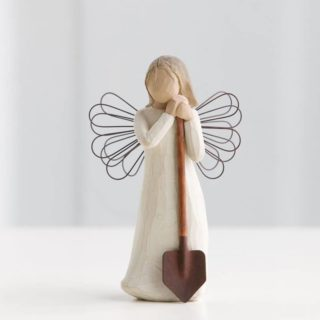 Willow Tree - Angel of the Garden Figurine - Bringing forth a garden of love and beauty