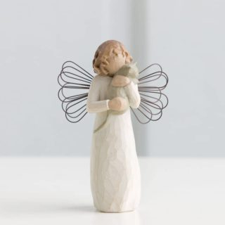 Willow Tree - With affection Figurine - I love our friendship!