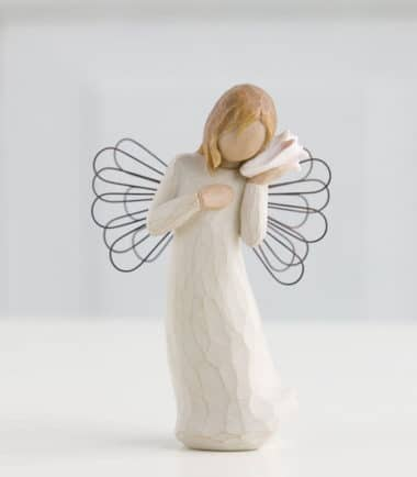 Willow Tree - Thinking of You Figurine - Keeping you close in my thoughts