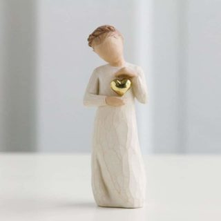 Willow Tree - Keepsake Figurine - Kept forever in the heart