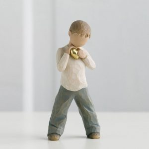 Willow Tree - Heart of Gold Figurine - You will always have my heart