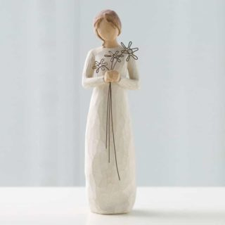 Willow Tree - Grateful Figurine - I'm so grateful for your friendship