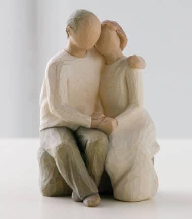 Willow Tree - Anniversary Figurine - Love ever endures