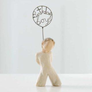 Willow Tree - Birthday Boy Figurine - Celebrate your day!