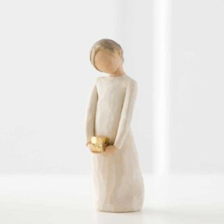 Willow Tree - Spirit of Giving Figurine - Generosity is your shining gift