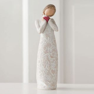Willow Tree - Je t'aime (I love you) Figurine - In any language, it's you I love