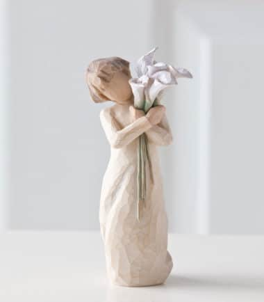 Willow Tree - Beautiful Wishes Figurine - A gathering of beautiful wishes for you - love, health, happiness