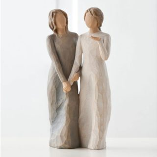 Willow Tree - My sister, my friend Figurine - Walk with me...