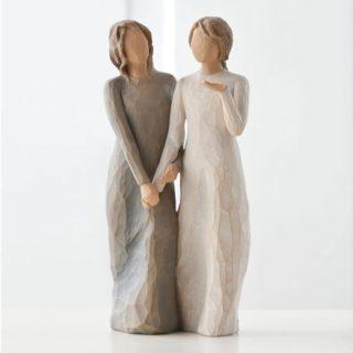 Willow Tree - My sister, my friend Figurine - Walk with me...