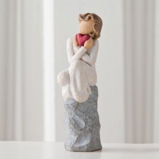 Willow Tree - Always Figurine - I feel the strength of your love