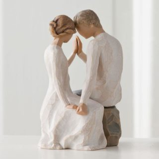 Willow Tree - Around You Figurine - ...just the nearness of you