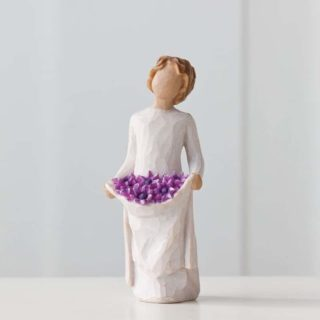 Willow Tree - Simple Joys Figurine - You're simply a joy in my life