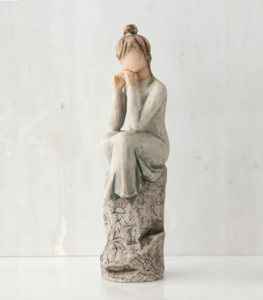 Willow Tree - Patience Figurine - Love is patient, love is kind