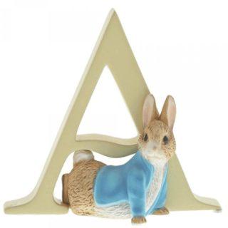 Beatrix Potter Alphabet – Letter A – Peter Rabbit