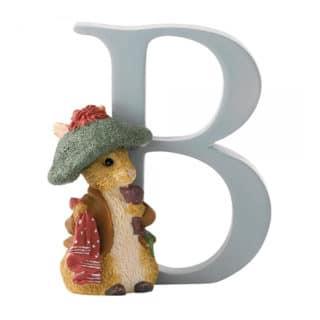 Beatrix Potter Alphabet - Letter B – Benjamin Bunny