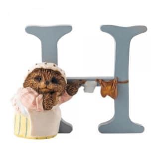 Beatrix Potter Alphabet - Letter H – Mrs. Tiggy-winkle