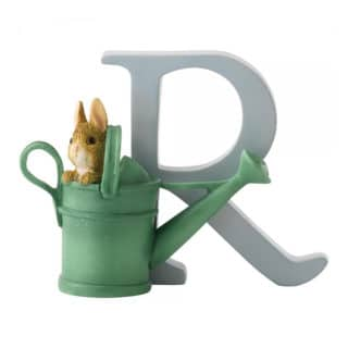 Beatrix Potter Alphabet - Letter R – Peter Rabbit in Watering Can