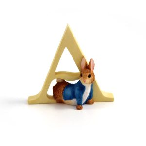 Beatrix Potter Alphabet - Letter A – Peter Rabbit - Gifts for Kids