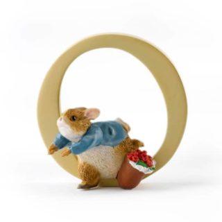 Beatrix Potter Alphabet - Letter O – Peter Rabbit