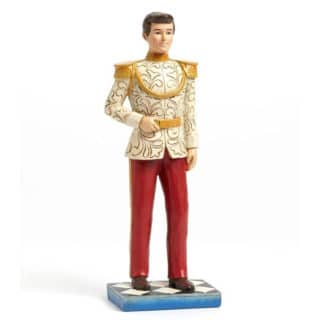 Jim Shore Disney Traditions - Prince Charming Royal Suitor Figurine
