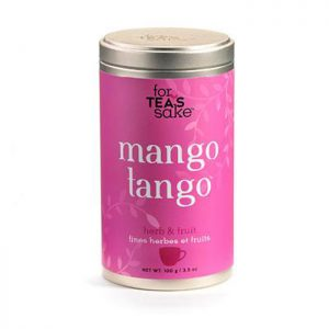 Mango Tango - Herb & Fruit Tea - For Tea's Sake