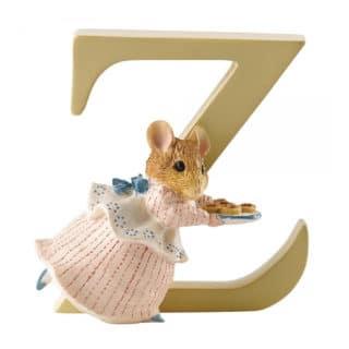 Beatrix Potter Alphabet – Letter Z – Appley Dapply