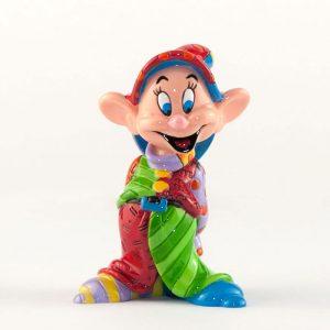 Disney by Britto Dopey Mini Figurine