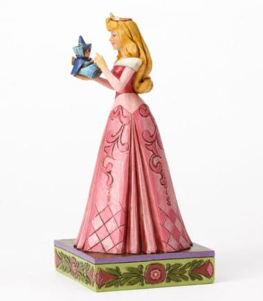 Jim Shore Disney Traditions - Aurora with Fairy - Wonder and Wisdom Figurine
