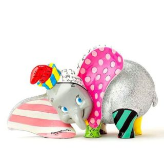 Britto Disney Dumbo Medium Figurine
