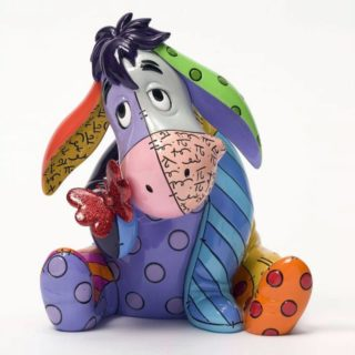 Britto Disney Eeyore Large Figurine