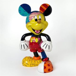 Britto Disney Mickey Mouse Large Figurine