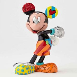 Britto Disney Mickey Mouse Medium Figurine