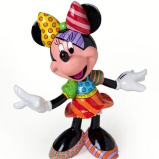 Britto Disney Minnie Mouse Large Figurine