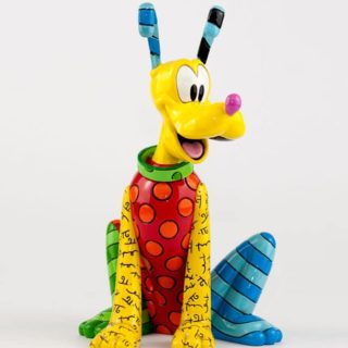 Britto Disney Pluto Large Figurine