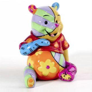 Britto Disney Winnie The Pooh Mini Figurine