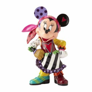 Disney by Britto Minnie Mouse Pirate Large Figurine