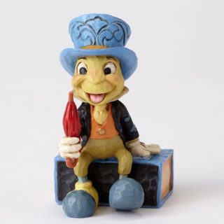 Disney Traditions by Jim Shore - Jiminy Cricket Mini Figurine