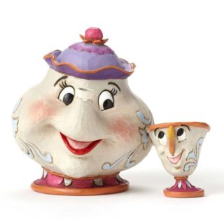 Mrs. Potts and Chip - A Mother's Love