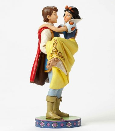 Jim Shore Disney Traditions - Snow White with Prince - Happily Ever After