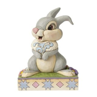 Jim Shore Disney Traditions - Thumper 75th Anniversary - Hopping into Spring