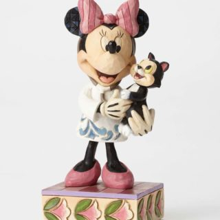 Jim Shore Disney Traditions - Veterinarian Minnie - Tender Love and Care