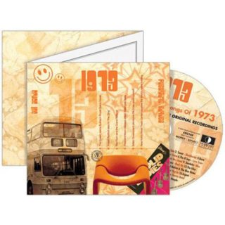 Birthday Gifts or Anniversary Gifts, 1973 Classic Years CD Card