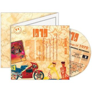Birthday Gifts or Anniversary Gifts, 1979 Classic Years CD Card