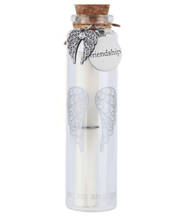 You Are An Angel Wish Bottle - Friendship