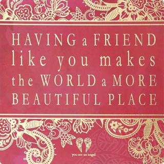 You Are An Angel Fridge Magnet - Friend Like You