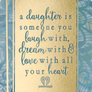 You Are An Angel Fridge Magnet - Daughter