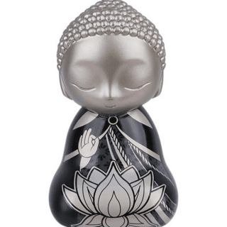 Little Buddha Figurine – Make a Life By What We Give