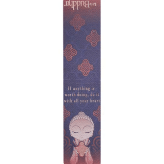 Little Buddha – Magnetic Bookmark – Do It With All Your Heart