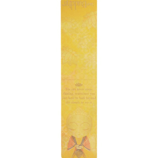 Little Buddha – Magnetic Bookmark – Sun Never Stops Shining